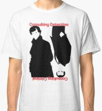 Consulting Detective, Consulting Criminal #2 Classic T-Shirt
