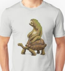 Speed is Relative Slim Fit T-Shirt