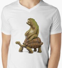 Speed is Relative V-Neck T-Shirt