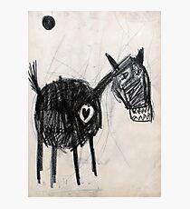 Horsey 2 Photographic Print