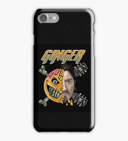 Ginger Wildheart iPhone Case/Skin
