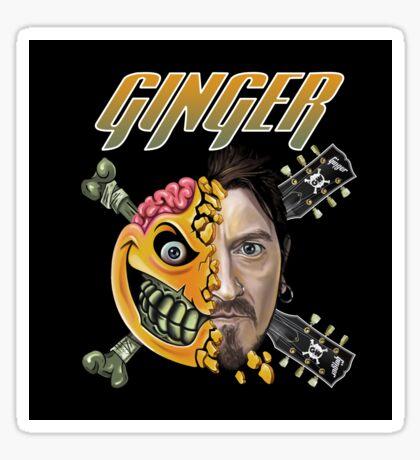 Ginger Wildheart Sticker