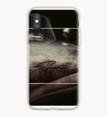 Plymouth Old Car Style iPhone Case
