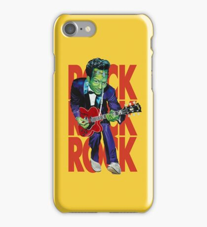 Electric Frankenstein Vancouver Canada Poster iPhone Case/Skin