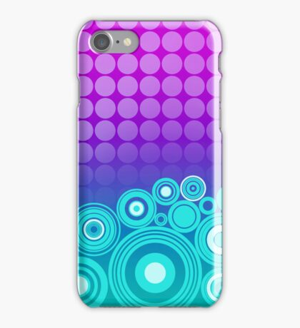 Concentrics - Green|Blue|Purple [iPhone/iPod case] iPhone Case/Skin