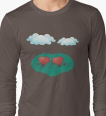 HEARTS IN THE CLOUDS T-Shirt