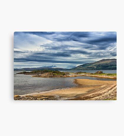 Ring Of Bright Water Canvas Print