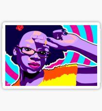 Vee's Pop Art: Dendoo x2 Sticker