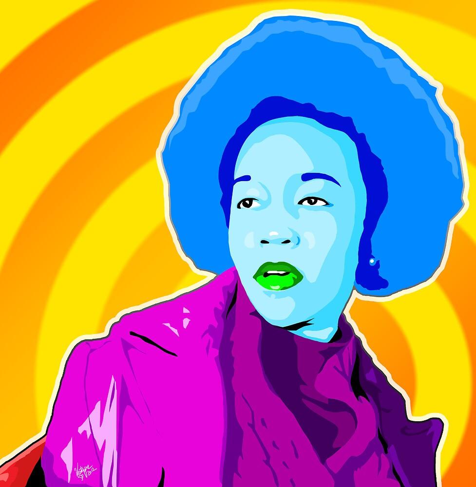 Vee's Pop Art: Lisa by Vestque