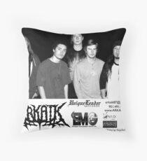 Promo Pic for Arkaik Throw Pillow
