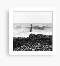 Baltic Waves 3 Canvas Print