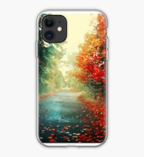 Autumn/Fall Leaves phone cases iPhone Case