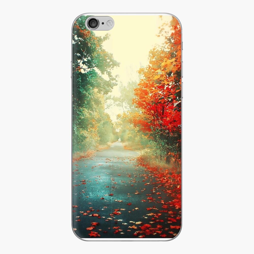 Herbst / Herbst Blätter Telefon Fällen iPhone-Hüllen & Cover