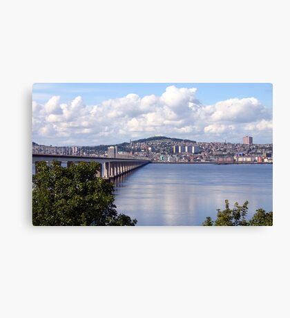 View from Fife Canvas Print