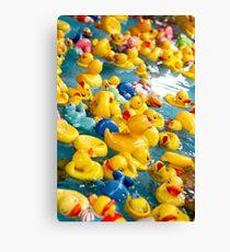 Duckies ........... Canvas Print