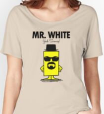 Mr. White Women's Relaxed Fit T-Shirt