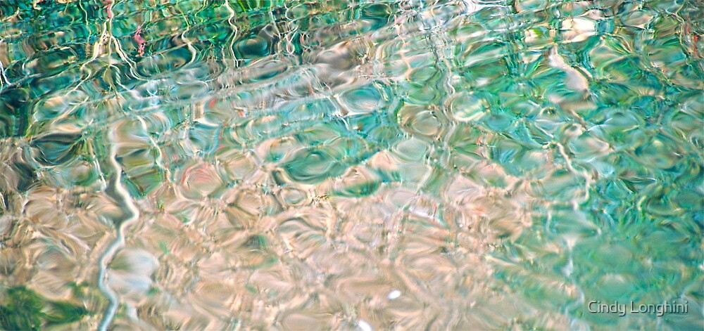 Sea Glass by Cindy Longhini