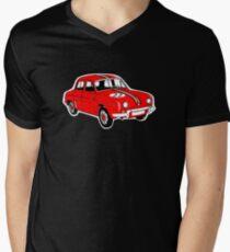 DAUPHINE 22 Mens V-Neck T-Shirt