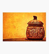 Cookie Cookie Jar Jar Photographic Print