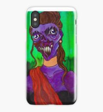Apprehension iPhone Case/Skin