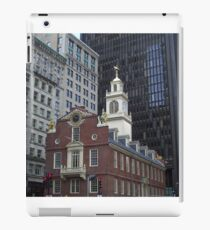 Old State House iPad Case/Skin