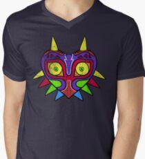 majora's mask Men's V-Neck T-Shirt