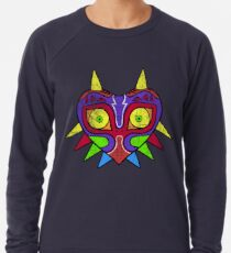 majora's mask Lightweight Sweatshirt