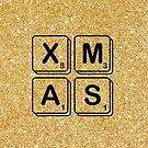Scrabble Xmas by fashprints