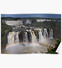 Tiered Falls Poster