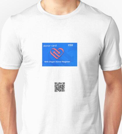 Be an Organ Donor T-Shirt