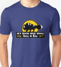 Sky Bison Wild Wings Unisex T-Shirt