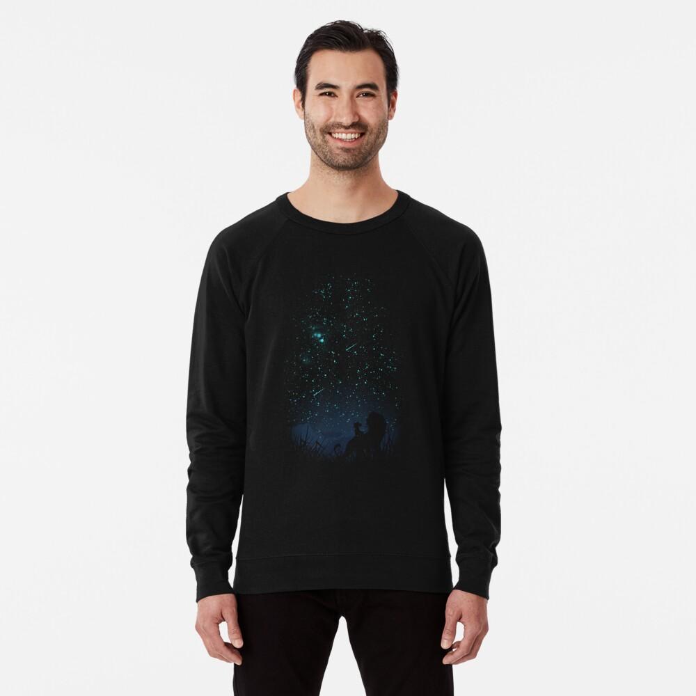 Under The Stars Lightweight Sweatshirt