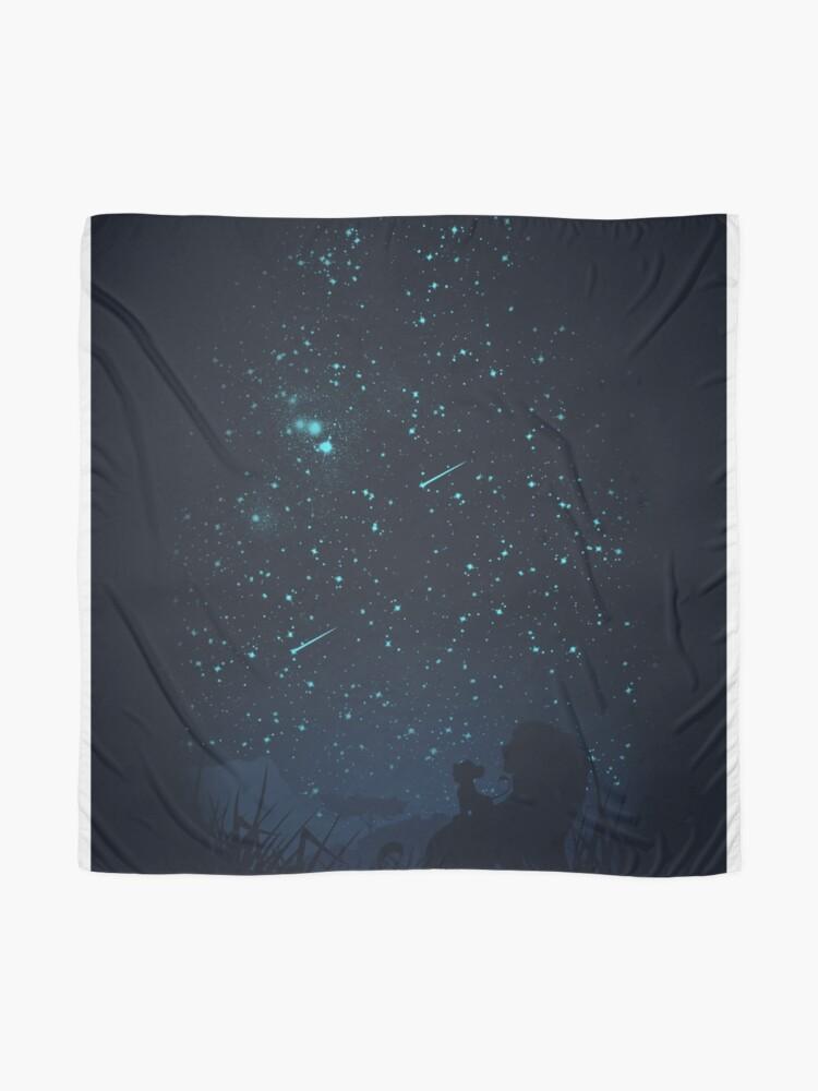 Alternative Ansicht von Unter den Sternen Tuch
