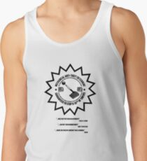 Mechanical Anti-Theft Systems Tank Top