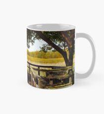 Sheldon Marsh Scenic Overlook - Autumn 2 Mug