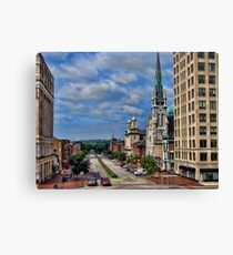 From the Capital Steps Canvas Print