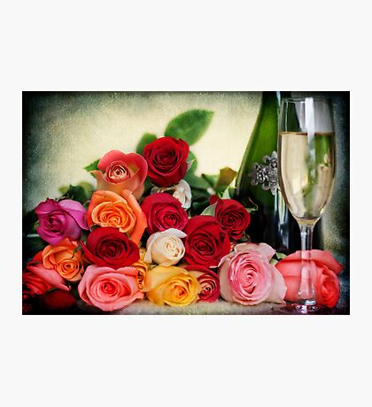 Roses For You Photographic Print