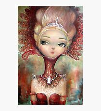 Red Queen Photographic Print