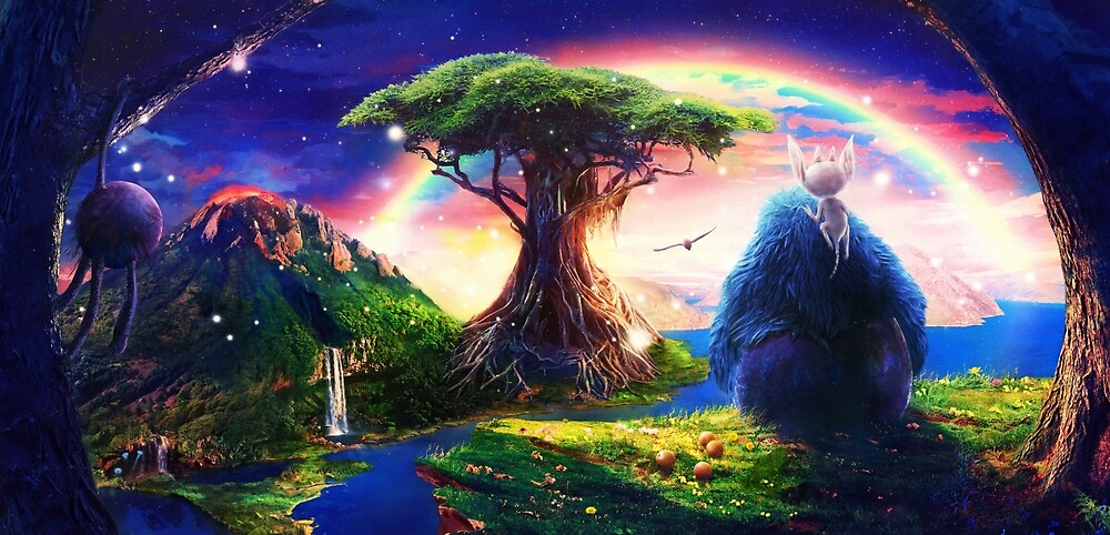 Ori and the Blind Forest by Ryan Laing