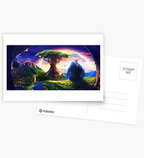 Ori and the Blind Forest Postcards