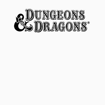 Dungeons & Dragons by khomel