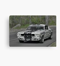 Ford Mustang GT350 - 1965 Canvas Print