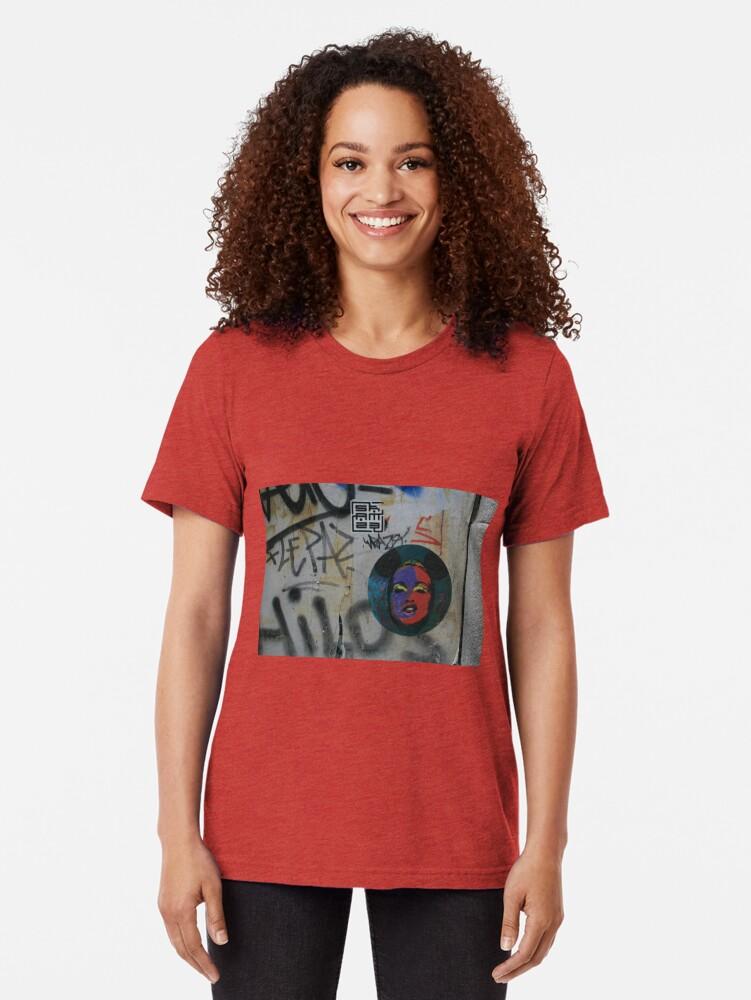 Vista alternativa de Camiseta de tejido mixto Barcelona