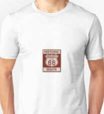 Elk City Route 66 Unisex T-Shirt