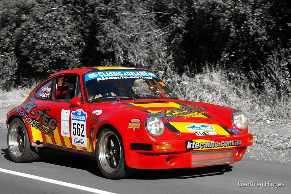 Porsche 911 Carrera RS - 1974 by Geoffrey Higges