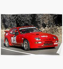Porsche 924 GTS - 1981 Poster