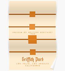 Griffith Park: The Autry Museum Poster
