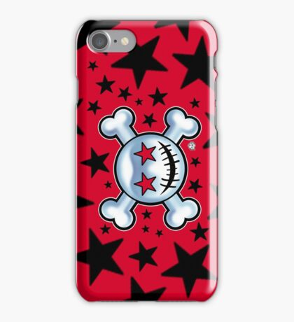 Glam'n'Bones iPhone Case/Skin