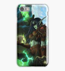 Night Elf Rogue iPhone Case/Skin