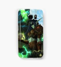 Night Elf Rogue Samsung Galaxy Case/Skin